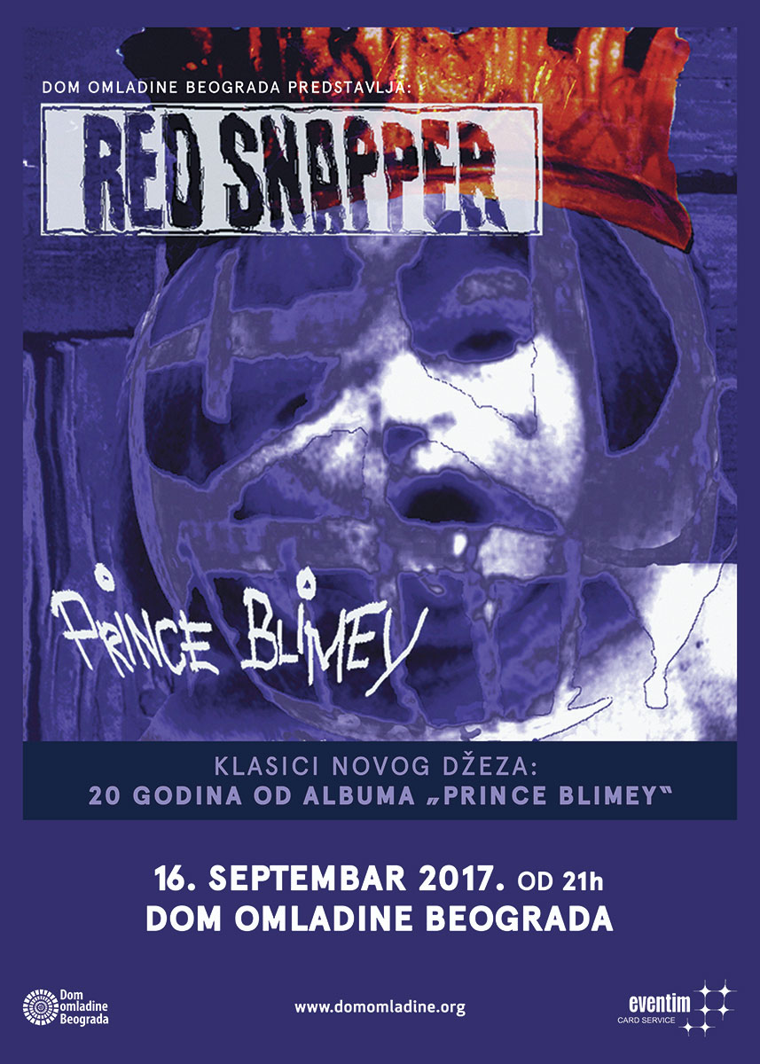 Red Snapper Poster B2