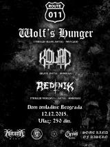 Wolfs Hunger poster