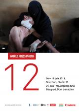 World Press Photo 2012 Plakat A2