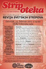 stripoteka plakat