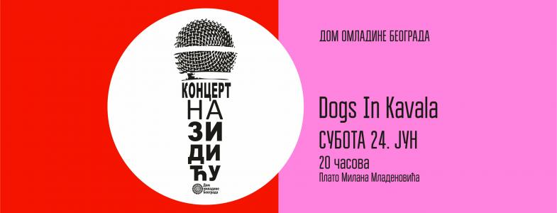 03 Dogs In Kavala cover