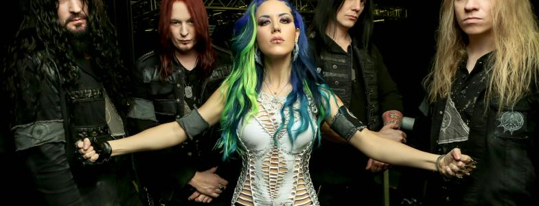 Band Photo Arch Enemy 9